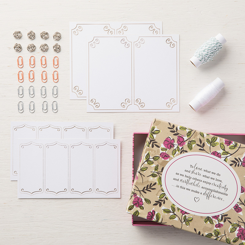 Share What You Love Embellishment Kit #146928