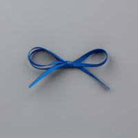 blue grosgrain ribbon