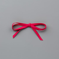 Lovely Lipstick 1/8 (3.2 mm) Grosgrain Ribbon