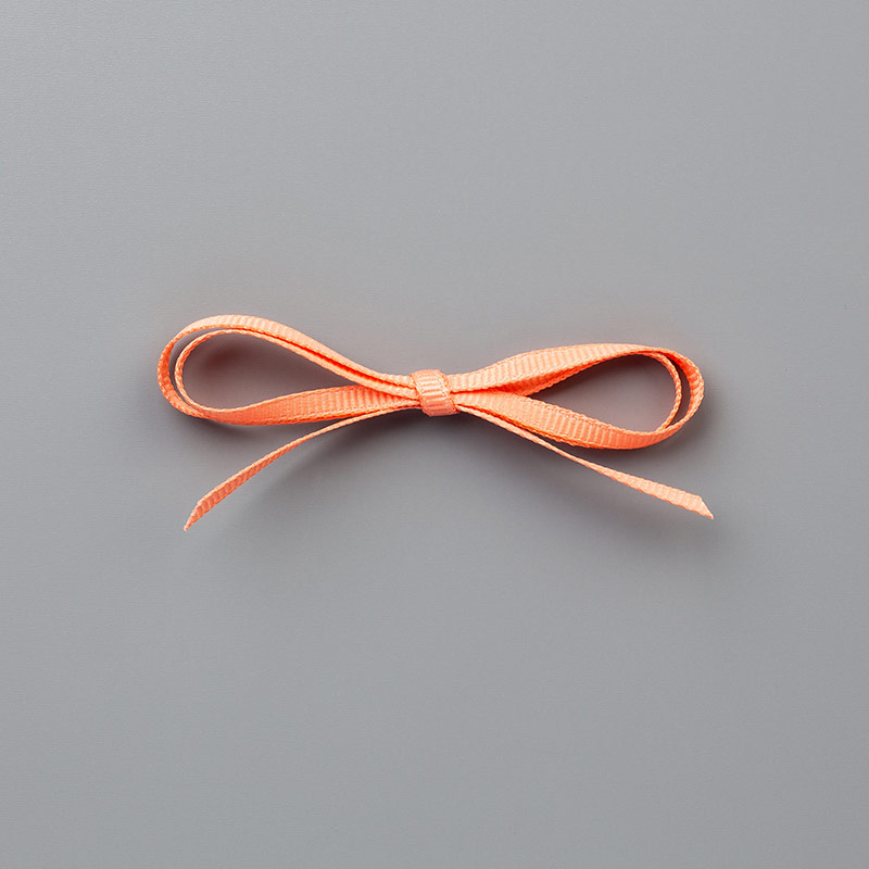 "Grapefruit Grove 1/8"" (3.2 mm) Grosgrain Ribbon"