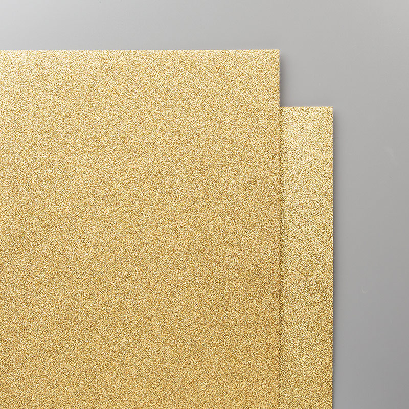 Gold Glimmer Paper