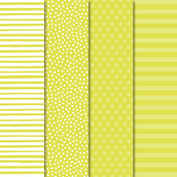 striped dot paper