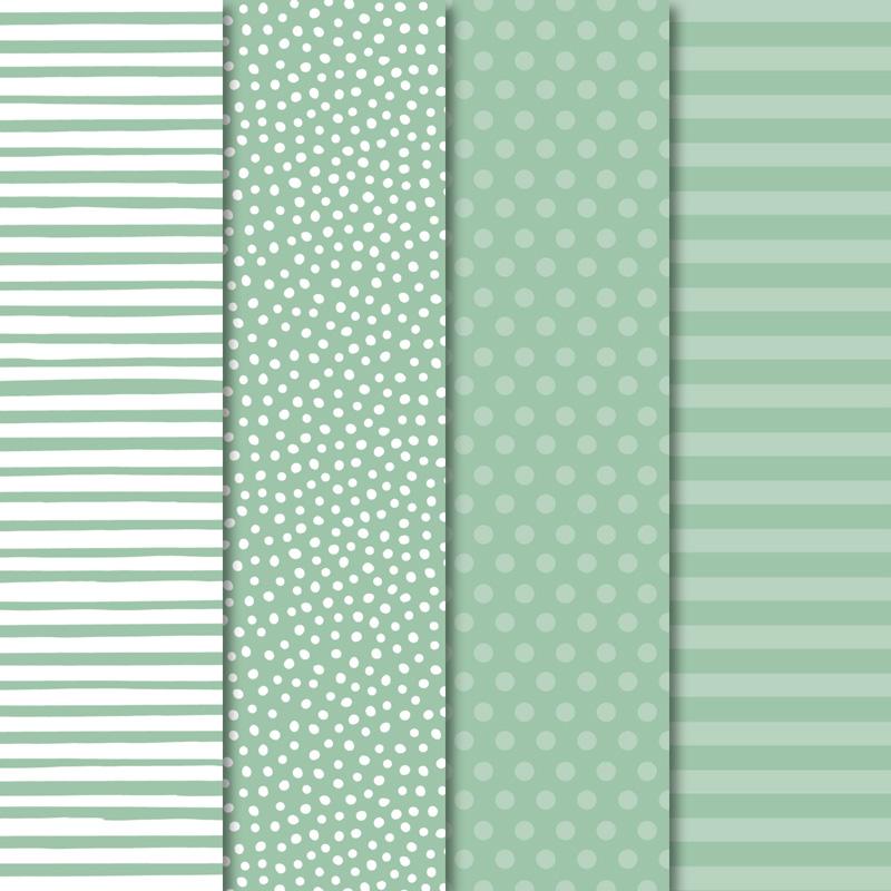 multi-pattern paper