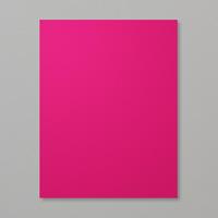 pink lipstick cardstock