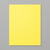 hot yellow paper