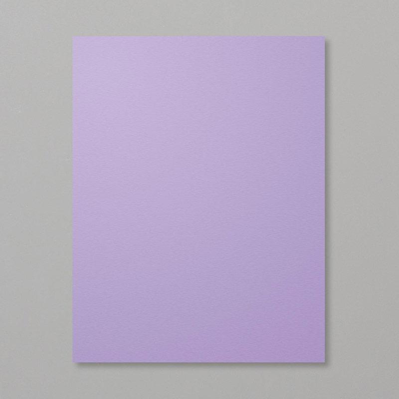light purple paper