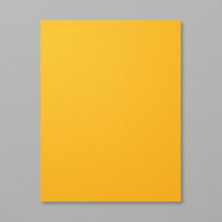 golden yellow cardstock