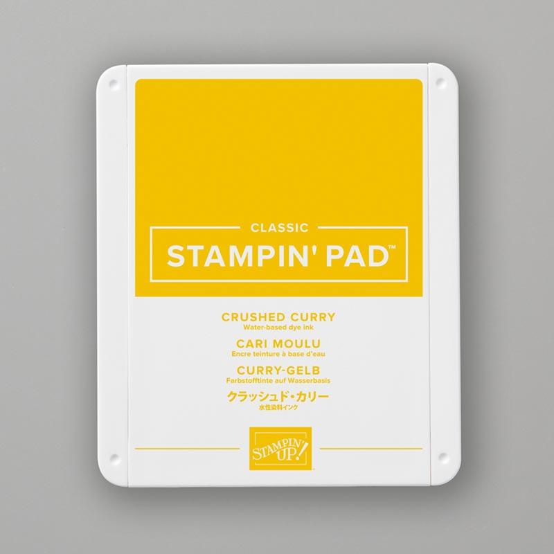gold yellow pad