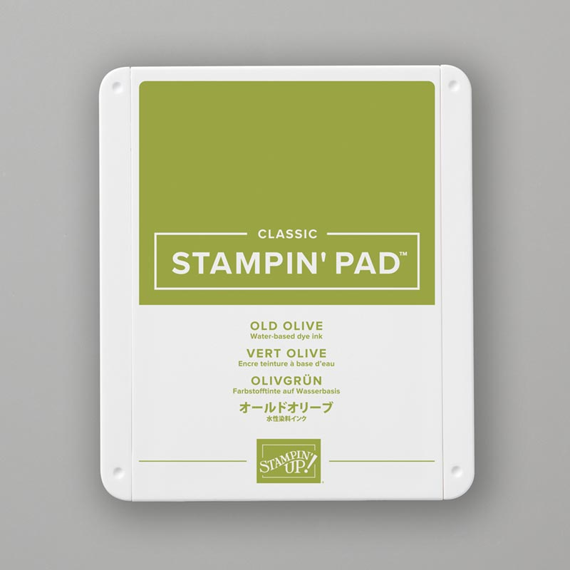 Old Olive Classic Ink Pad