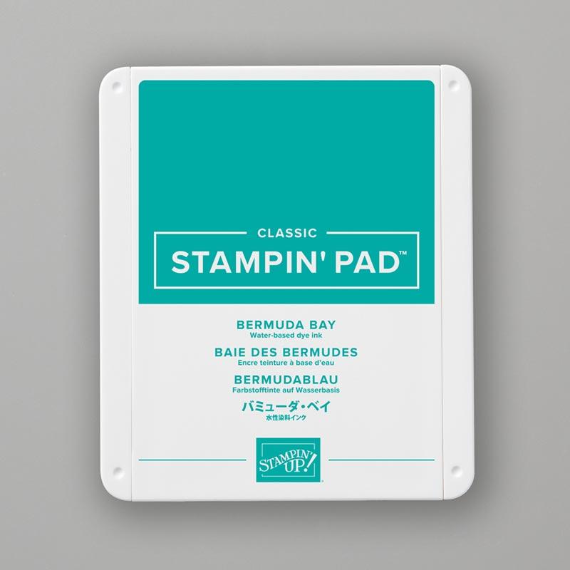 Bermuda Bay Classic Stampin' Pad