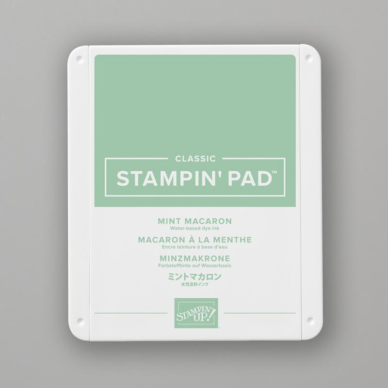Mint Macaron Classic Stampin' Pad