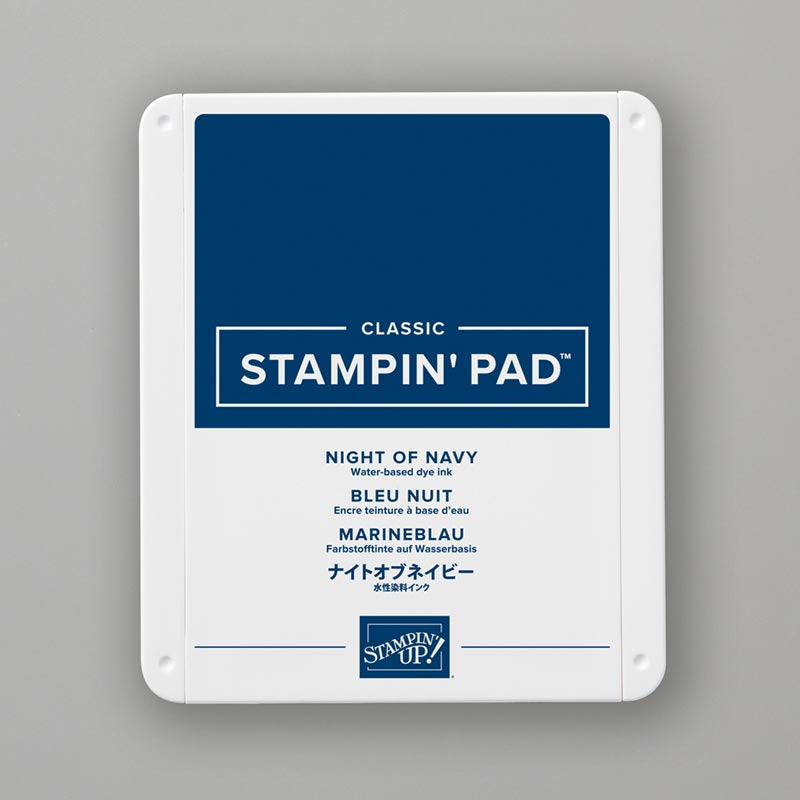 Night of Navy Classic Ink Pad