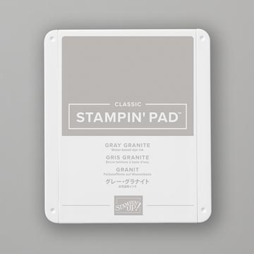 grey ink pad
