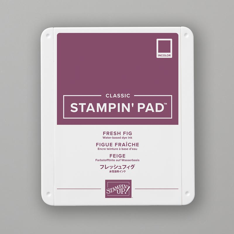 Fresh Fig Classic Stampin' Pad