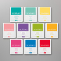 color assortment pads