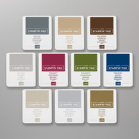 neutrals assorted ink pads