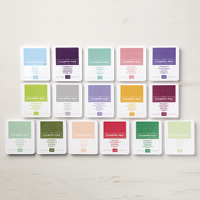 Classic Stampin' Pads New Color Assortment