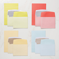 Tutti-frutti Cards & Envelopes