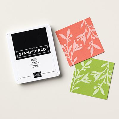 uninked stamp pad