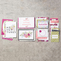 Sweet Soirée Memories & More Card Pack