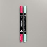 Coastal Cabana & Lovely Lipstick Stampin' Write Markers