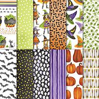 Toil & Trouble  12 x 12 (30.5 x 30.5 cm)  Designer Series Paper