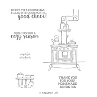 Homemade Kindness Wood-Mount Stamp Set