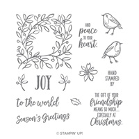 Feather & Frost Photopolymer Stamp Set