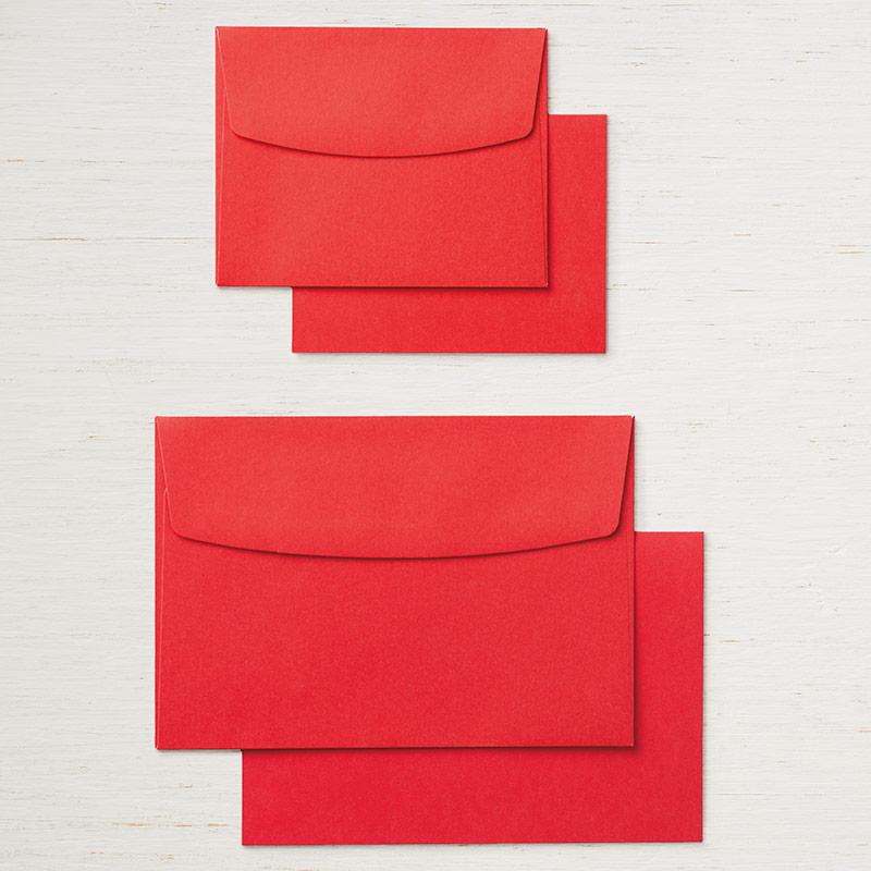 Santa's Workshop Memories & More Cards & Envelopes