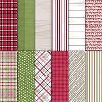 Festive Farmhouse 12 x 12 (30.5 x 30.5 cm) Designer Series Paper