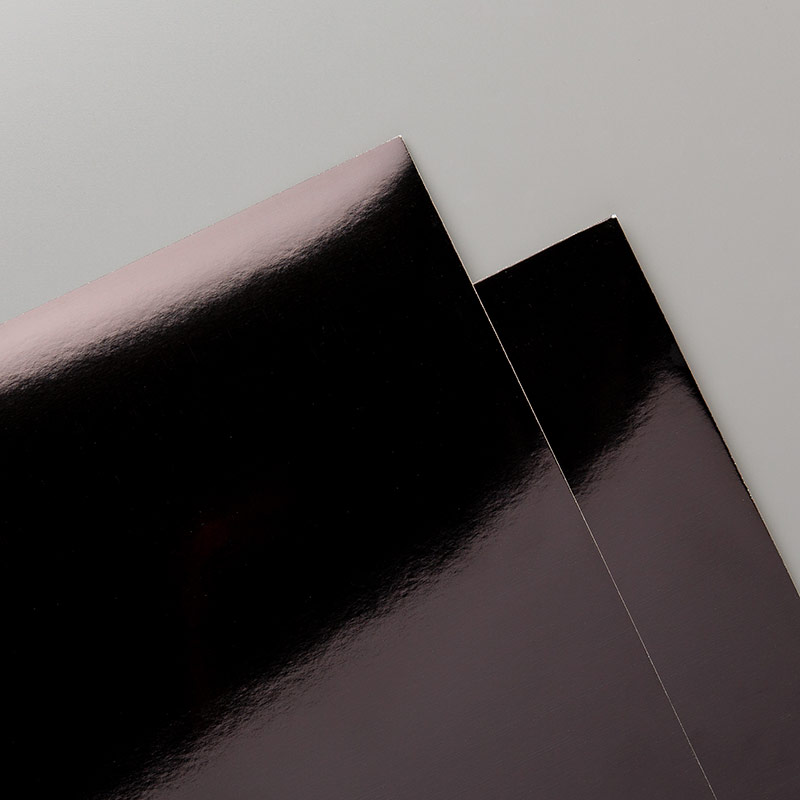 Folienpapier Schwarz