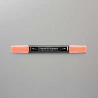 light orange marker