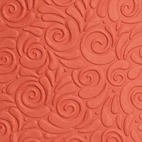 SWIRLS & CURLS EMBOSSING FOLDER