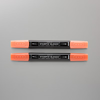 orange marker set