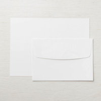 Whisper White Large Memories & More Cards & Envelopes