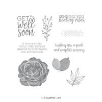 Healing Hugs Cling-Mount Stamp Set