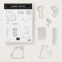 animal stamp bundle