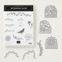 Botanical Bliss Wood-Mount Bundle