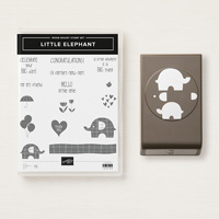 Little Elephant Wood-Mount Bundle