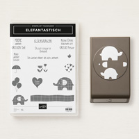 Elefantastisch Clear-Mount Bundle (German)