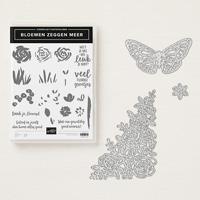 Bloemen zeggen meer Photopolymer Bundle (Dutch)