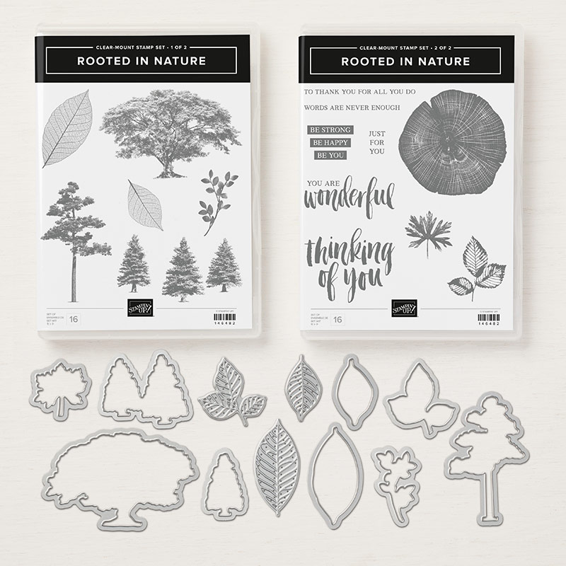 Rooted in Nature Clear-Mount Bundle