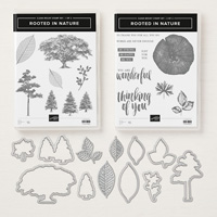 trees and leaves bundle
