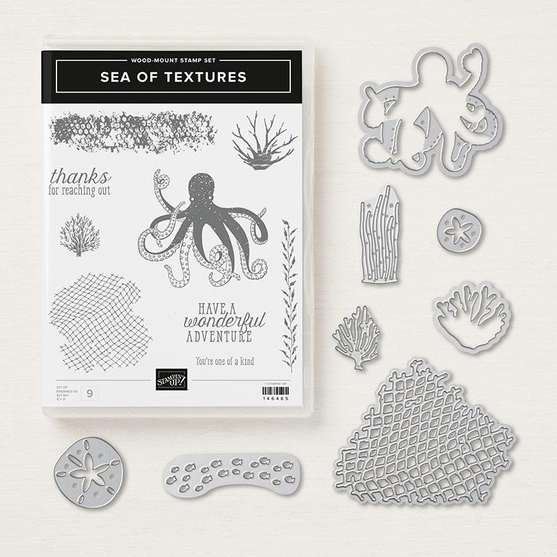 Sea of Textures Wood-Mount Bundle