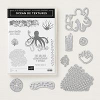 Océan de textures Clear-Mount Bundle (French)