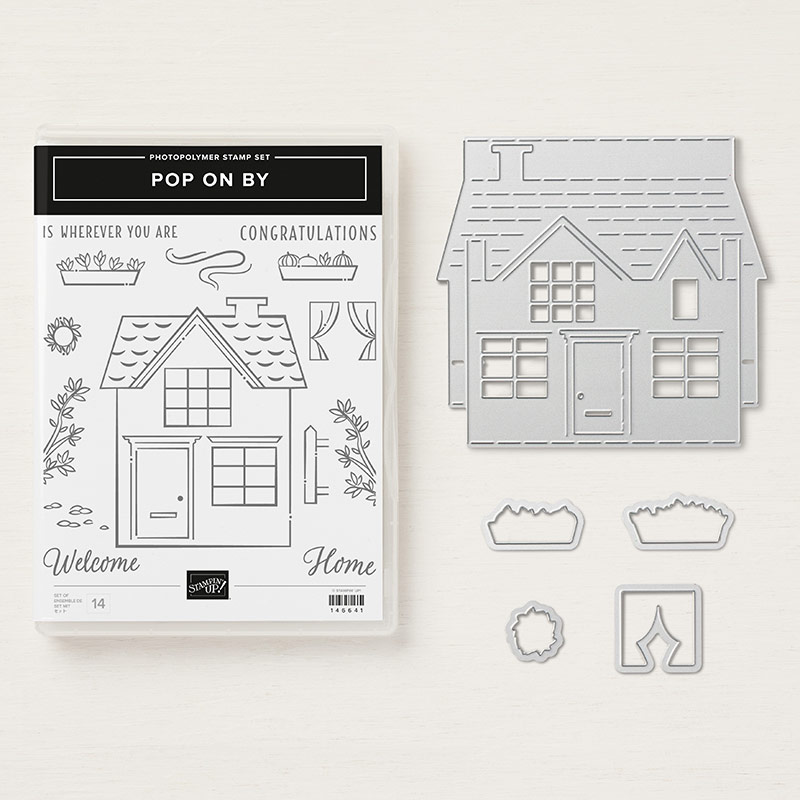 Pop On By Photopolymer Bundle