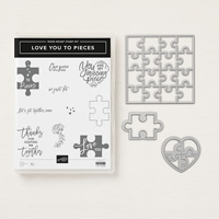 Love You to Pieces Wood-Mount Bundle
