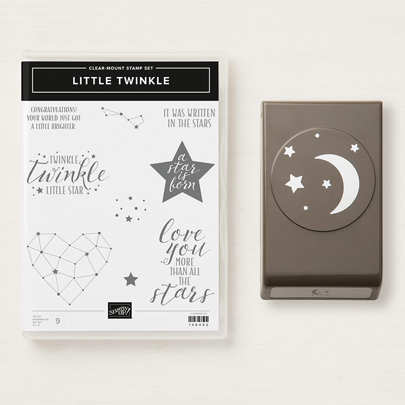 Little Twinkle Clear-Mount Bundle