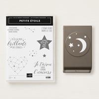 Petite étoile Clear-Mount Bundle (French)