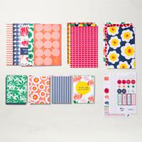 floral paper pack